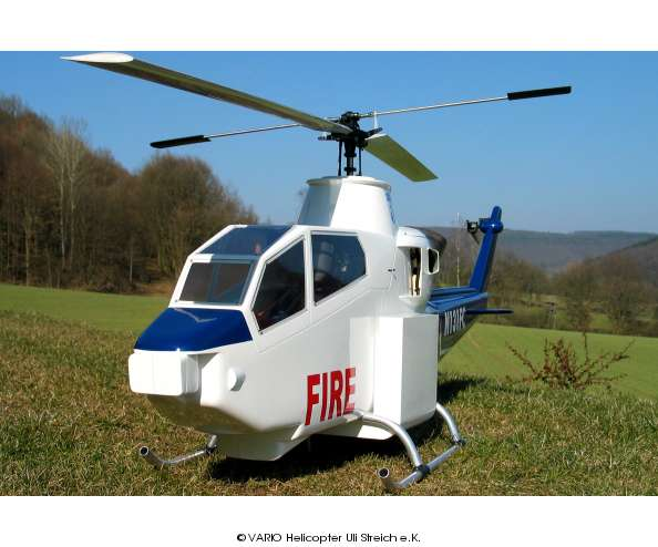 Vario-Helicopter
