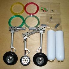 Landing gear package