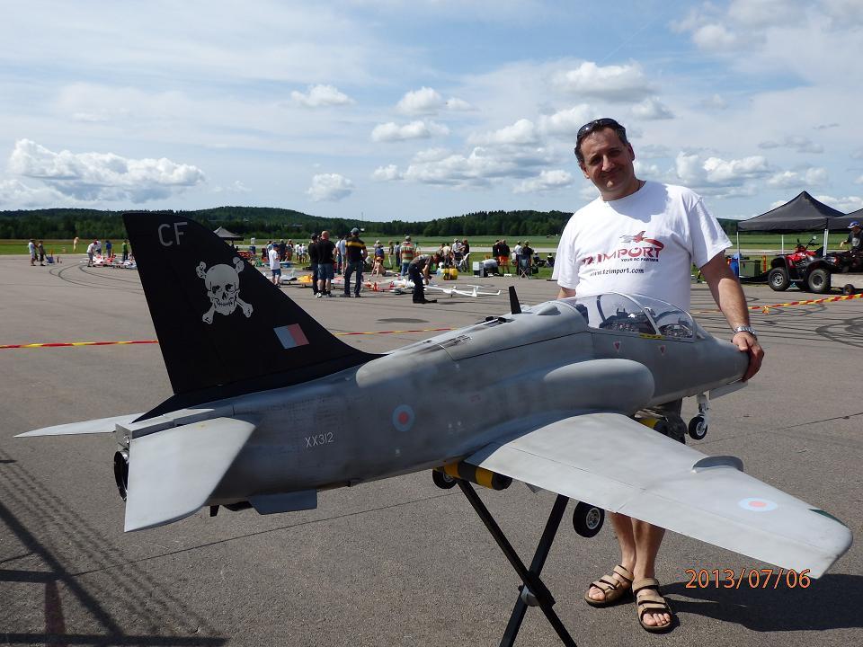 Skymaster Bae Hawk scale 1/5 5