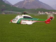 Super Puma short tail boom 2