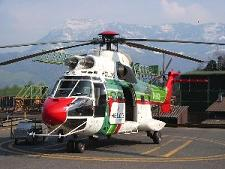 Super Puma short tail boom 4