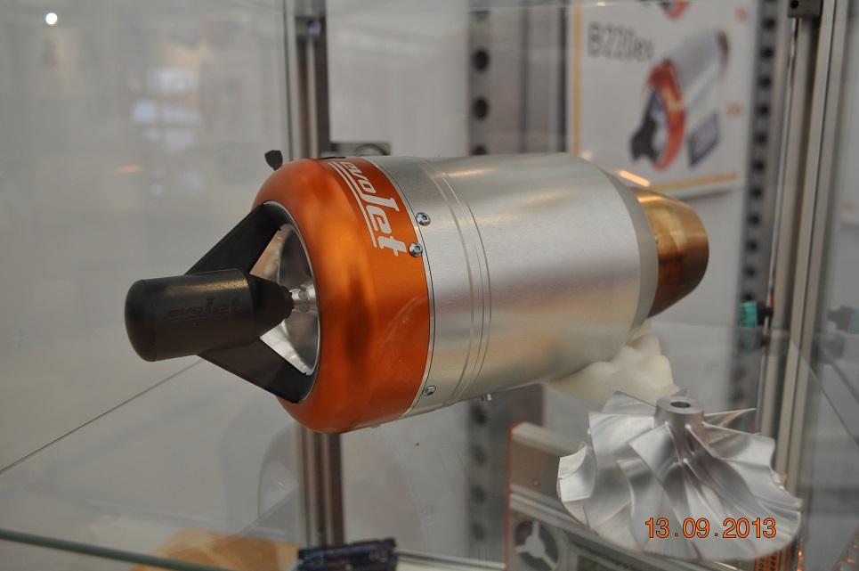 Orbit Jet Turbine
